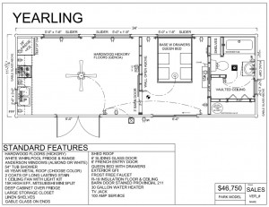 YEARLING FLOORPLAN